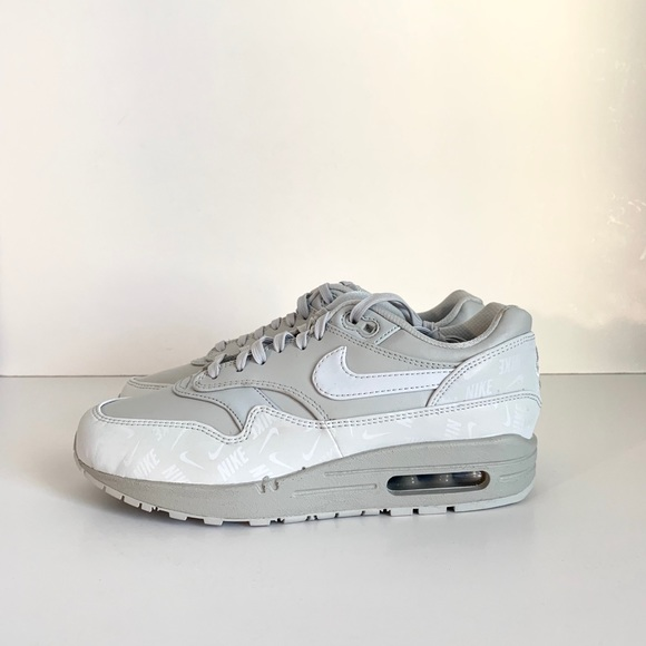 11a65e42013d5 Nike Shoes | Air Max One Womens Reflective White Silver Lx | Poshmark